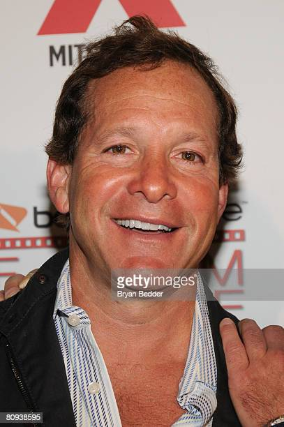 Actor Steve Guttenberg arrives at the premiere of Harold at the 62nd and Broadway Cinema on April 30 2008 in New York City