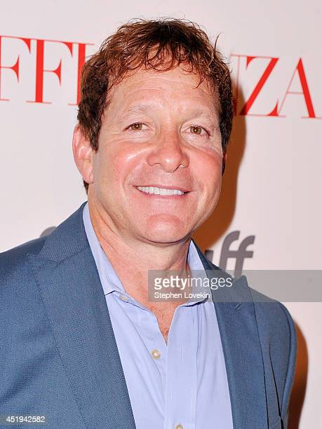 Actor Steve Guttenberg attends the Affluenza premiere at SVA Theater on July 9 2014 in New York City