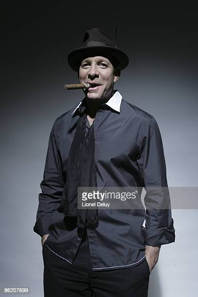 Actor Steve Guttenberg poses for a portrait session in Venice for Perfect 10 Magazine