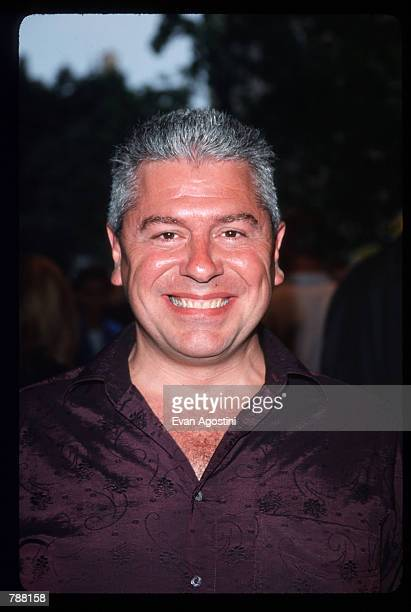 Actor Steve Hayes attends the premiere of Trick at Chelsea West Cinema July 21 1999 in New York City The film directed by Jim Fall is about two guys...