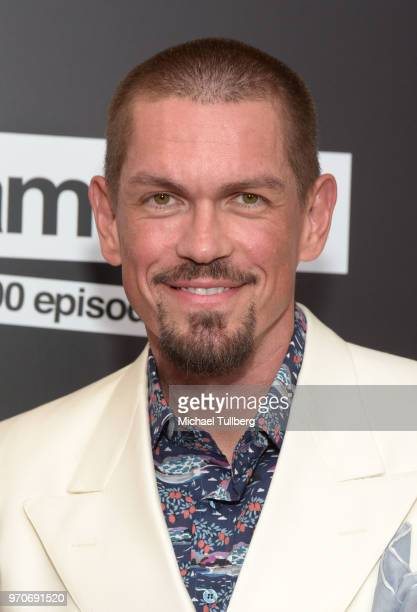 Actor Steve Howey attends the celebration of the 100th episode of Showtime's Shameless at DREAM Hollywood on June 9 2018 in Hollywood California