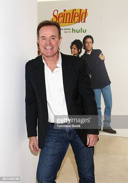 Actor Steve Hytner attends Seinfeld The Apartment Fan Experience on December 15 2015 in Los Angeles California