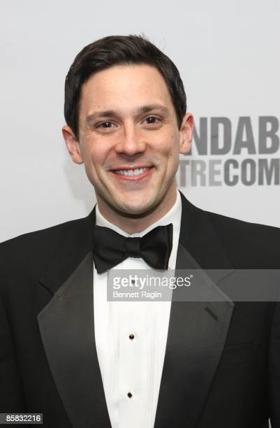 Actor Steve Kazee attends the Roundabout Theatre Company's 2009 Spring Gala at Roseland Ballroom on April 6 2009 in New York City