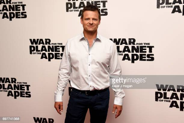 """Actor Steve Zahn attends a screening of """"War For The Planet Of The Apes"""" at The Ham Yard Hotel on June 19, 2017 in London, England."""