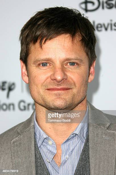 Actor Steve Zahn attends the Disney ABC Television Group's 2014 winter TCA party held at The Langham Huntington Hotel and Spa on January 17, 2014 in...