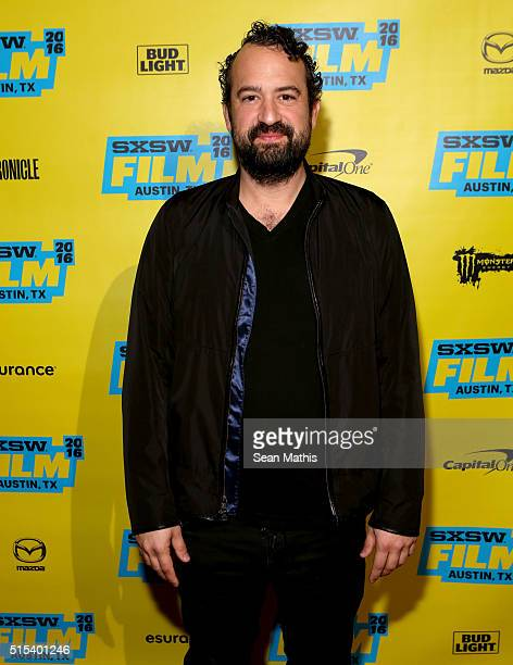 """Actor Steve Zissis attends the premiere of """"Another Evil"""" during the 2016 SXSW Music, Film + Interactive Festival at Alamo Ritz on March 12, 2016 in..."""