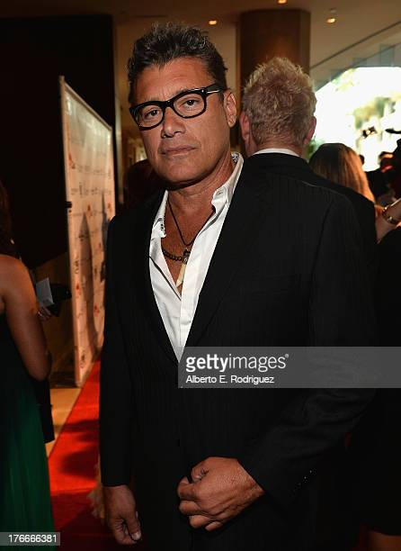 Actor Steven Bauer arrives to the 28th Annual Imagen Awards at The Beverly Hilton Hotel on August 16 2013 in Beverly Hills California