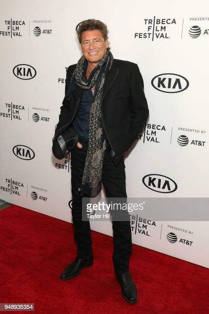 Actor Steven Bauer attends a screening of 'Scarface' during the 2018 Tribeca Film Festival at Beacon Theatre on April 19 2018 in New York City