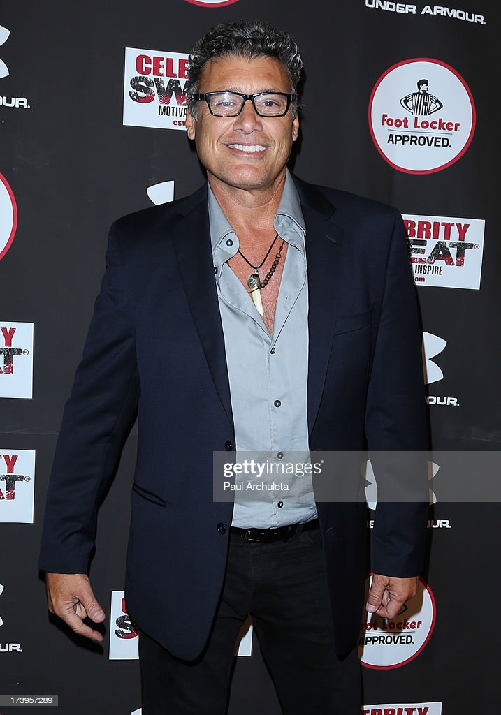 Actor Steven Bauer attends the 2013 ESPYS after party on July 17, 2013 in Los Angeles, California.