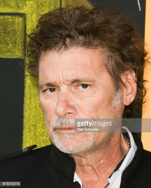 Actor Steven Bauer attends the premiere of National Geographic's 'Genius' at The Fox Bruin Theater on April 24 2017 in Los Angeles California