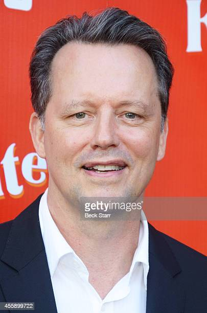 Actor Steven Culp arrives at Pasadena Playhouse opening night for 'Kiss Me Kate' at Pasadena Playhouse on September 21 2014 in Pasadena California