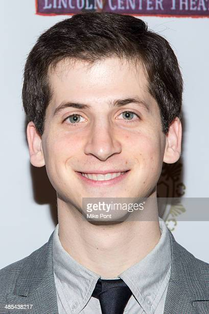 Actor Steven Kaplan attends the opening night party for Act One at The Plaza Hotel on April 17 2014 in New York City