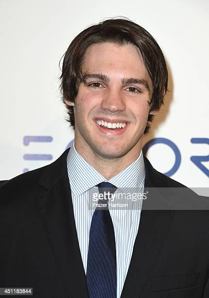 Actor Steven R McQueen arrives at the 5th Annual Thirst Gala Hosted By Jennifer Garner In Partnership With Skyo And Relativity's 'Earth To Echo' at...