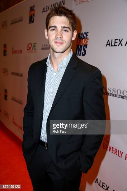 Actor Steven R McQueen attends the 24th Annual Race To Erase MS Gala at The Beverly Hilton Hotel on May 5 2017 in Beverly Hills California