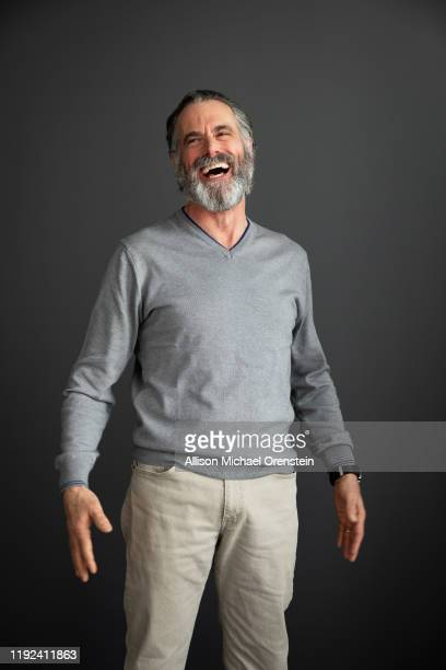 Actor Steven Skybell is photographed for Wall Street Journal on March 6 2019 in New York City PUBLISHED IMAGE