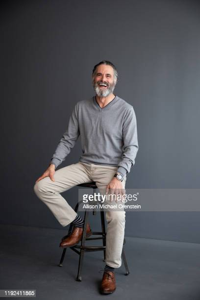 Actor Steven Skybell is photographed for Wall Street Journal on March 6 2019 in New York City