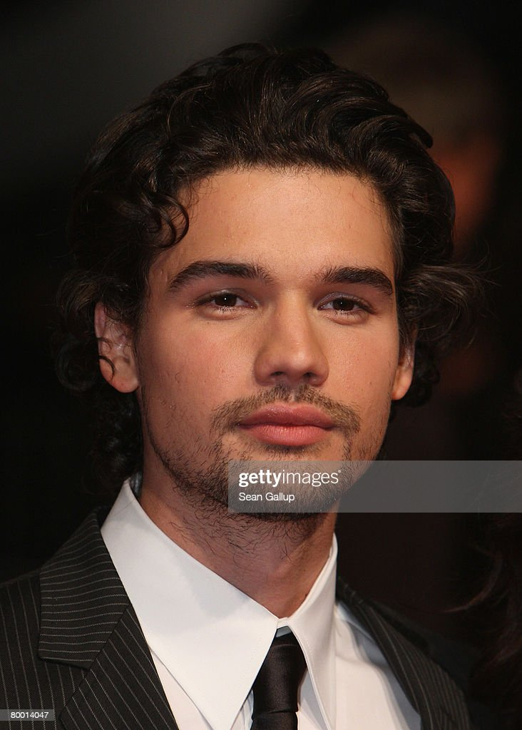 Actor Steven Strait attends the world premiere of '10,000 B.C.' at the Sony Center CineStar on February 26, 2008 in Berlin, Germany.