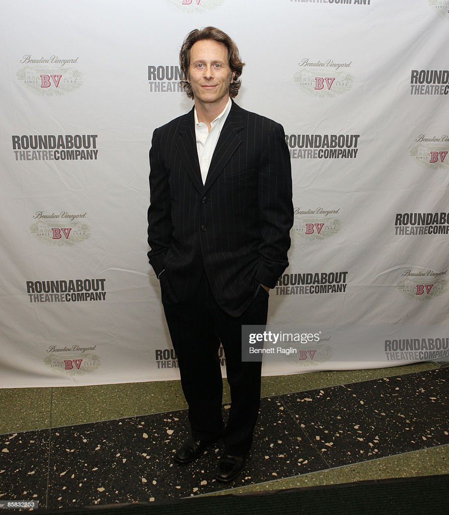Actor Steven Webber attends the Roundabout Theatre Company's 2009 Spring Gala at Roseland Ballroom on April 6, 2009 in New York City.