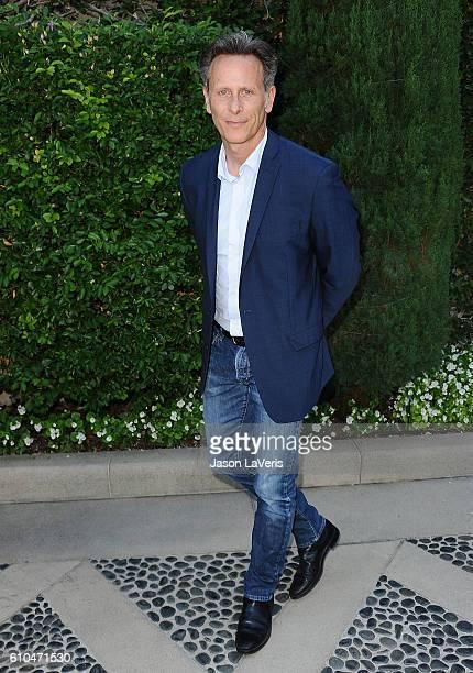 Actor Steven Weber attends the Rape Foundation's annual brunch on September 25 2016 in Beverly Hills California