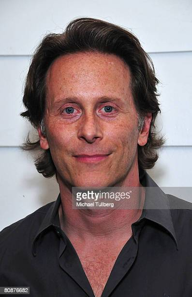 Actor Steven Weber poses for the camera at William Shatner's 18th Annual Hollywood Charity Horse Show held at the Los Angeles Equestrian Center on...