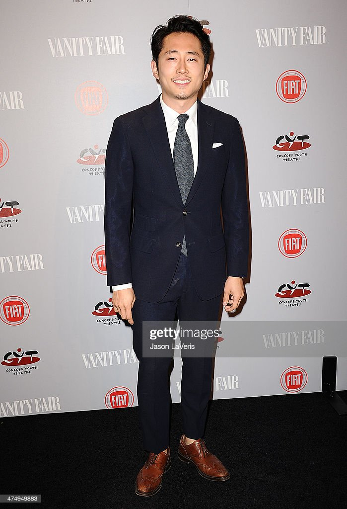 Vanity Fair Campaign Hollywood - Fiat Young Hollywood Party