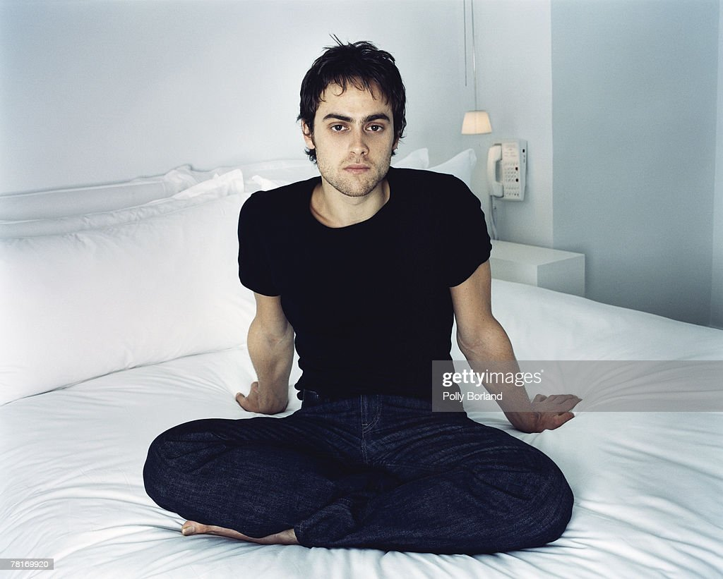 Actor Stuart Townsend poses for a portrait shoot in London ...