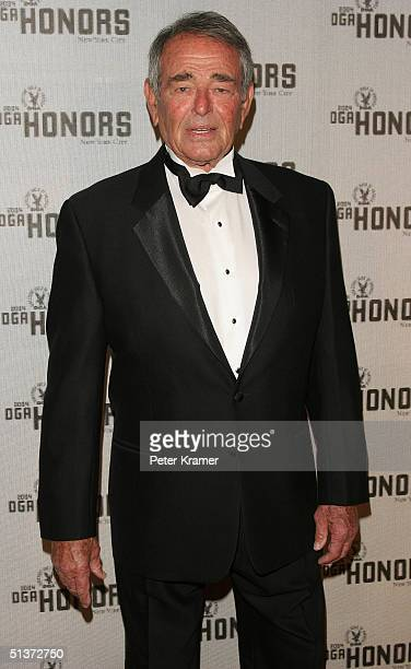Actor Stuart Whitman arrives at the 5th Annual Directors Guild Of America Honors at the Waldorf Astoria Hotel September 29 2004 in New York City