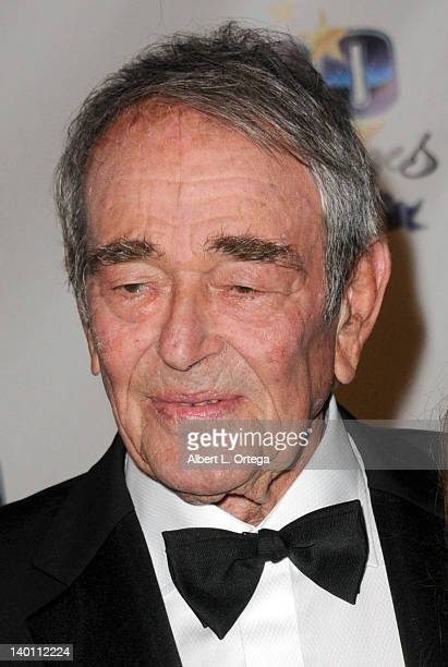 Actor Stuart Whitman arrives for Norby Walters' 22nd Annual Night Of 100 Stars Oscar Viewing Gala held at The Beverly Hills Hotel on February 26 2012...