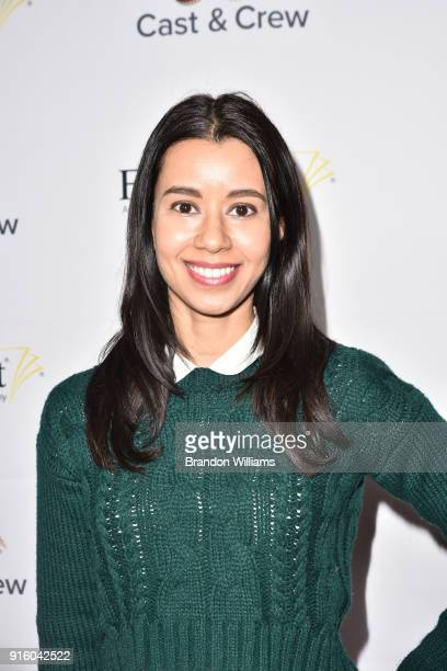 Actor Sujata Day attends the 13th Annual Final Draft Awards at Paramount Theatre on February 8 2018 in Hollywood California