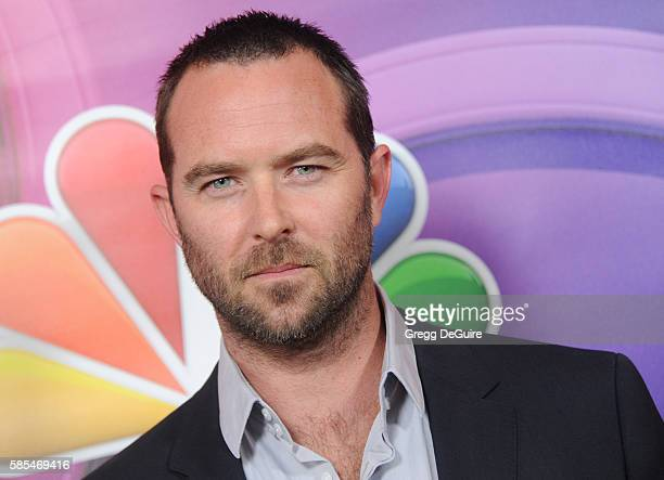 Actor Sullivan Stapleton arrives at the 2016 Summer TCA Tour NBCUniversal Press Tour Day 1 at The Beverly Hilton Hotel on August 2 2016 in Beverly...