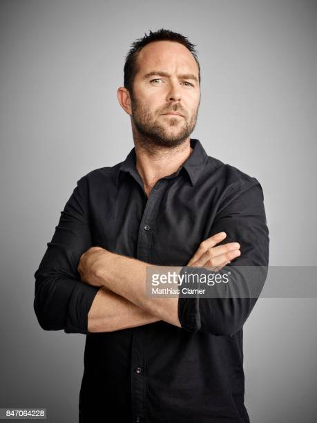 Actor Sullivan Stapleton from 'Blindspot' is photographed for Entertainment Weekly Magazine on July 23 2016 at Comic Con in the Hard Rock Hotel in...