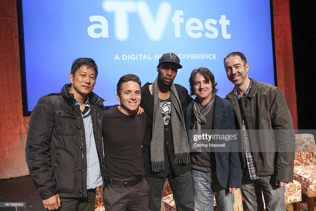 SCAD Presents aTVfest - Prime-time Series Screening: FOX Presents The Premiere Of 'Gang Related' : News Photo