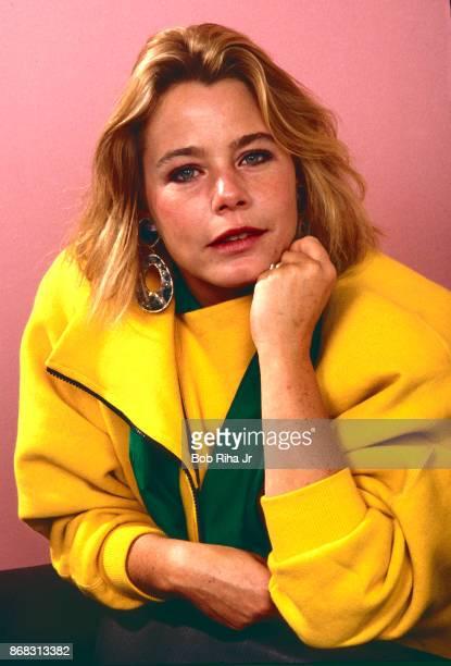 Actor Susan Dey on October 14 1986 in Los Angeles California