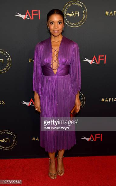 Actor Susan Kelechi Watson attends the 19th Annual AFI Awards at Four Seasons Hotel Los Angeles at Beverly Hills on January 4 2019 in Los Angeles...