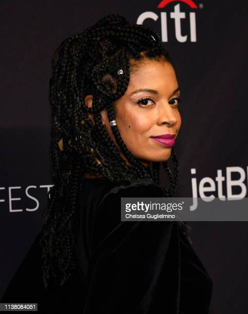 Actor Susan Kelechi Watson attends The Paley Center for Media's 2019 PaleyFest LA 'This Is Us' at Dolby Theatre on March 24 2019 in Hollywood...