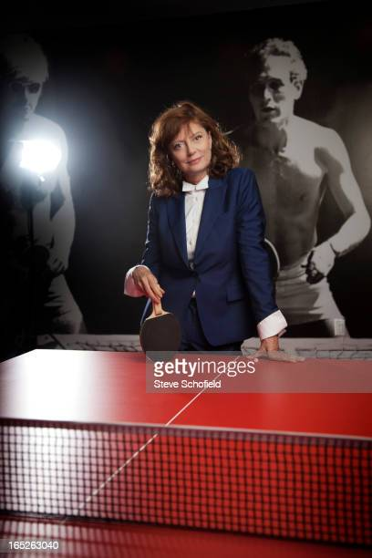 Actor Susan Sarandon is photographed for the Observer on December 12, 2012 in Los Angeles, California.