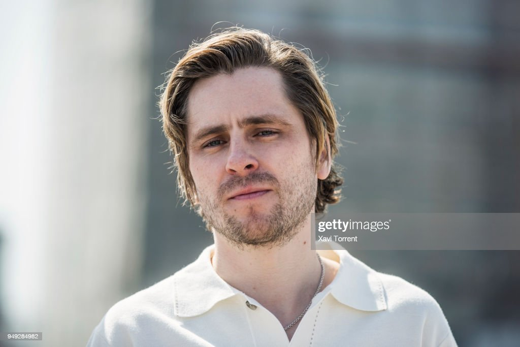 Sverrir Gudnanson Portrait Session in Barcelona