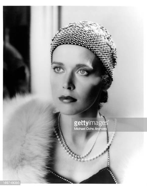 Actor Sylvia Kristel poses for a portrait in circa 1981