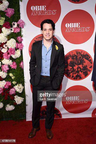 Actor T. R. Knight attends the 60th annual Obie awards on May 18, 2015 in New York City.