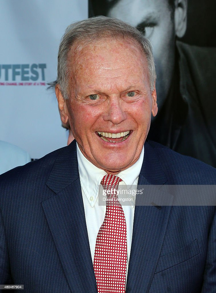 "Screening Of ""Tab Hunter Confidential"" At 2015 Outfest's LGBT Los Angeles Film Festival - Arrivals"
