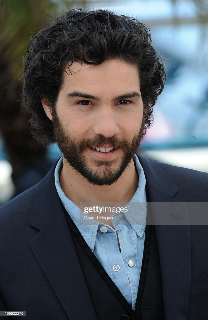 Actor Tahar Rahim attends 'Le Passe' photocall during the 66th Annual Cannes Film Festival at the Palais des Festivals on May 17, 2013 in Cannes, France.