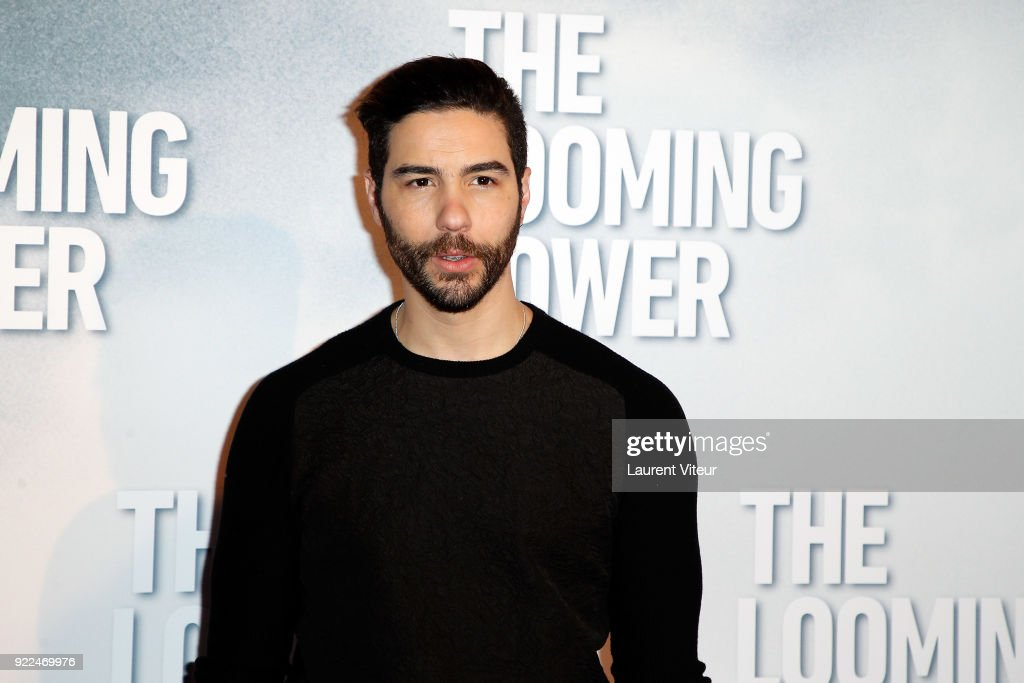 Actor Tahar Rahim attends 'The Looming Tower' Special Screening, The New Series broadcasted on Amazon Prime Video at Hotel Royal Monceau Raffle on February 21, 2018 in Paris, France.