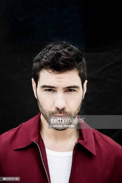 Actor Tahar Rahim is photographed for Gala Croisette magazine on May 12 2018 in Cannes France