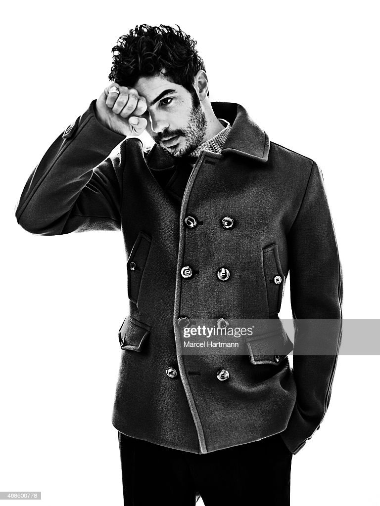 Tahar Rahim, Icon Magazine, July 2014