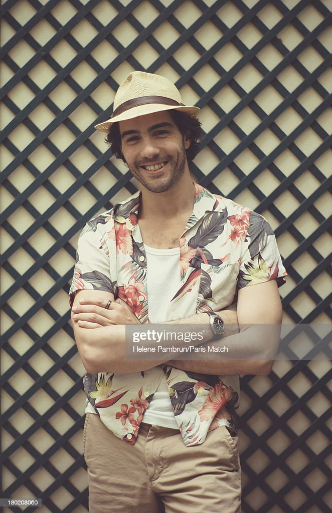 Tahar Rahim, Paris Match, Issue 3355, September 11, 2013