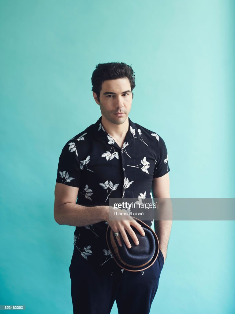 Tahar Rahim, Technikart, August 2017