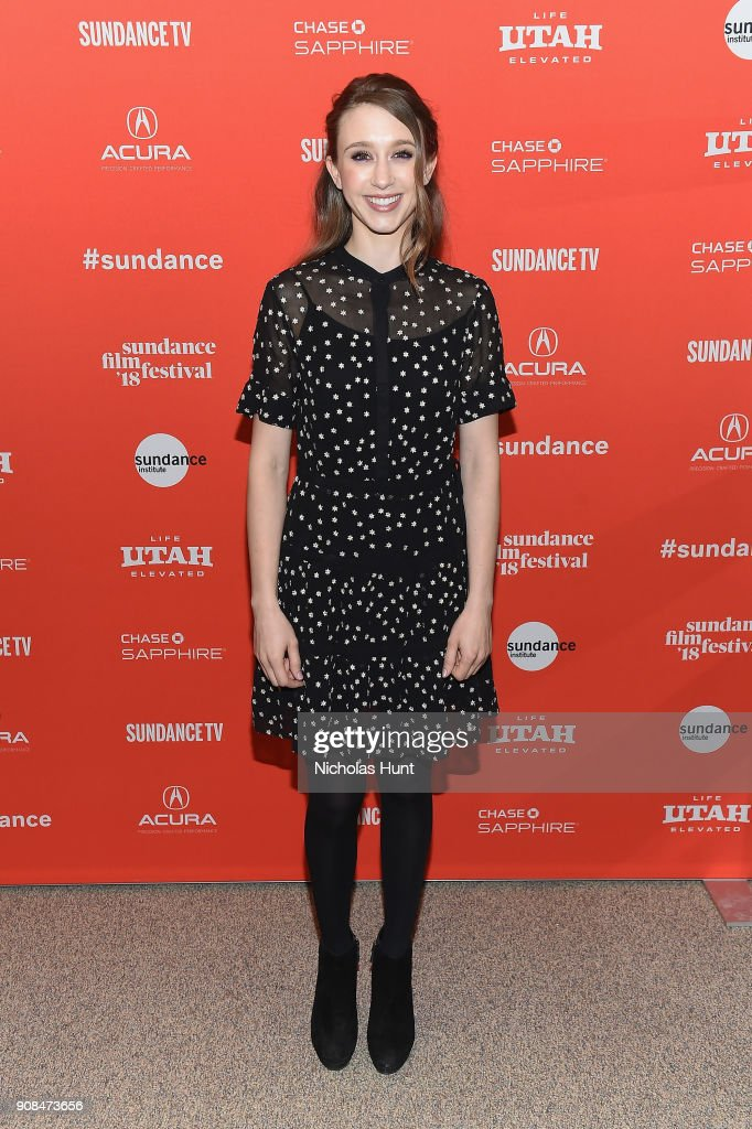 "2018 Sundance Film Festival - ""What They Had to Do"" Premiere -"" Premiere"