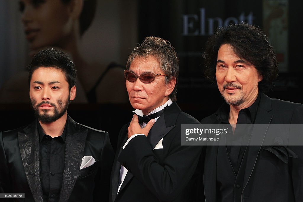 "67th Venice International Film Festival: ""13 Assassins"" Premiere : News Photo"
