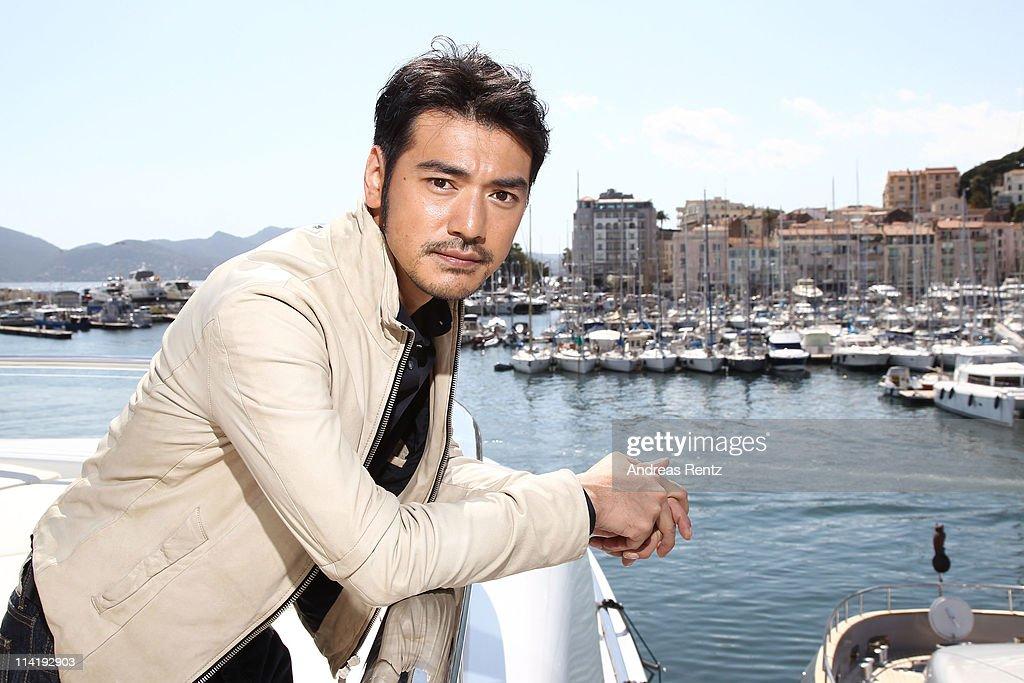 """Wu Xia"" Portrait Session - 64th Annual Cannes Film Festival : News Photo"