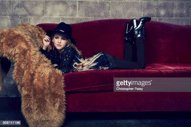Actor Talitha Bateman is photographed on September 21, 2017 in Los Angeles, California.